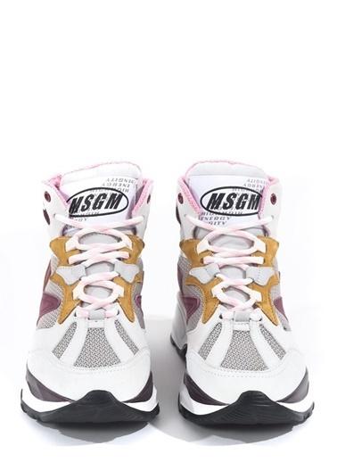 MSGM Sneakers Bordo